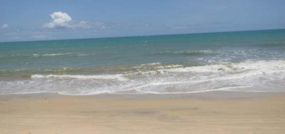 Praia do Mucuge/Mariluci Zuchelli