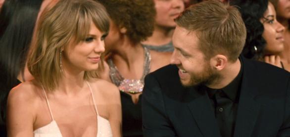 Taylor e Calvin podem levar relação a outro nível