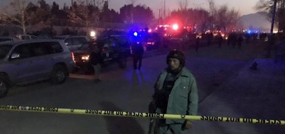 Atentado en Kabul deja, al menos, 7 muertos
