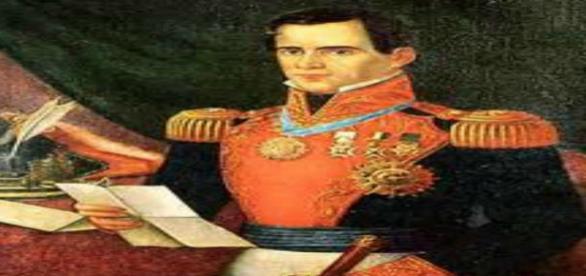 Lopez de Santa Anna dispuso del 53% de México
