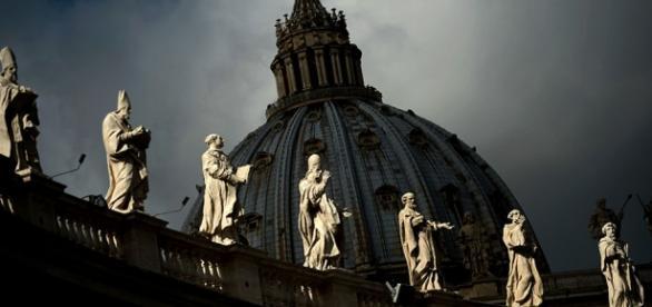 O româncă a născut lângă San Pietro în Vatican