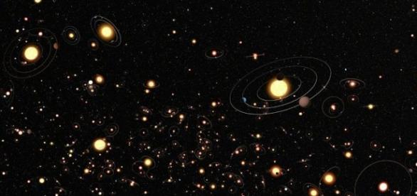 Planeta nove é 10 vezes maior que a Terra