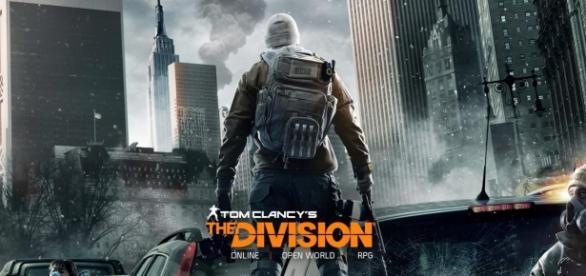 Portada The Division, desarrollado por Ubisoft