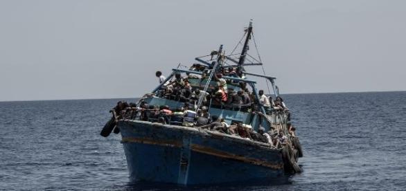 Rescate en el Mediterráneo. MSF