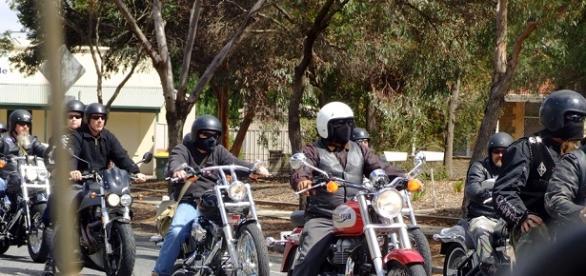 Symbolbild: Motorradklub in Australien