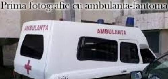 Ambulanța fantomă, între mit ș realitate