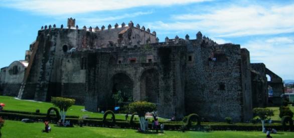 Convento-Fortaleza de Yurira, Ganaajuato, México.