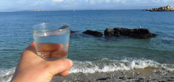 Governo quer usar água do mar para consumo