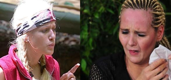 Helena Fürst leidet wie in 2011 Sarah Knappik