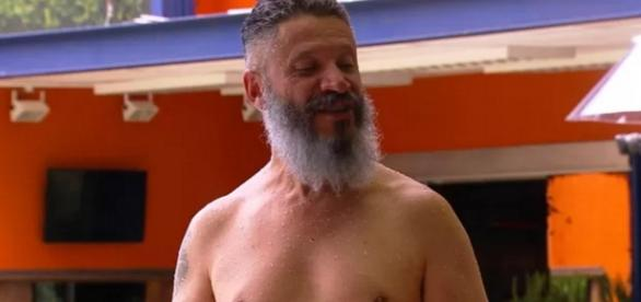 Laércio do BBB 16 - Foto/Reprodução: TV Globo