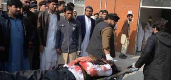 Los ataques talibán en Pakistán