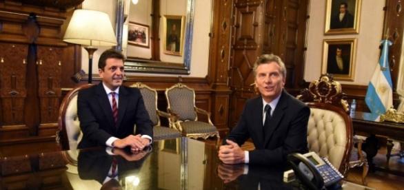 Negocian en Davos y Macri triplicó ingresos a CABA