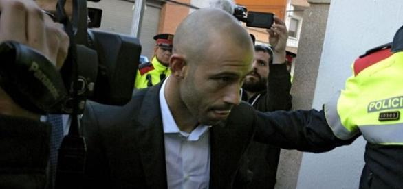 O argentino foi condenado a pagar um ano