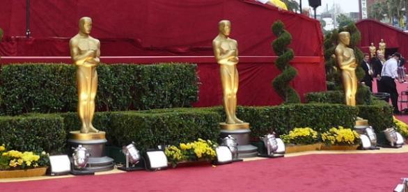 Alfombra Roja de los premios Oscar de Hollywood