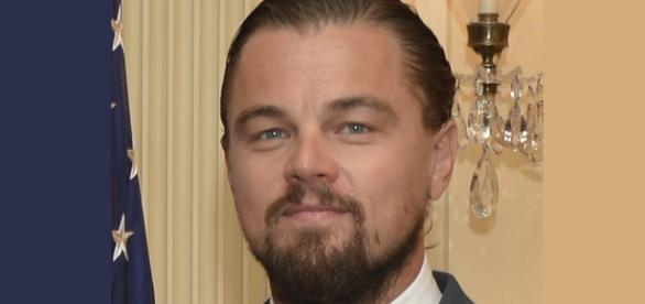 DiCaprio en el Dpto. de Estado de EU, Washington