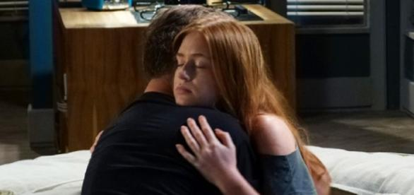 Eliza e Arthur cada vez mais próximos...