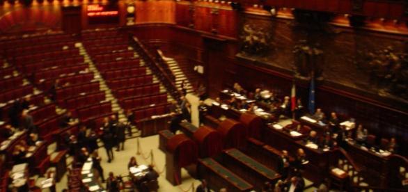 In Parlamento il ddl sulle unioni civili