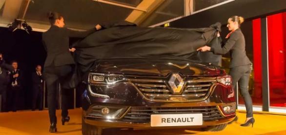 La Talisman dévoilée Plus Belle Auto de l'Année !