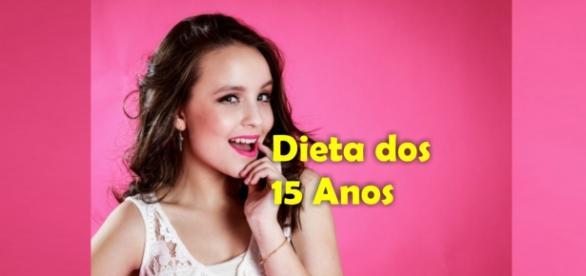 Larissa Manoela começa a 'Dieta dos 15 Anos'