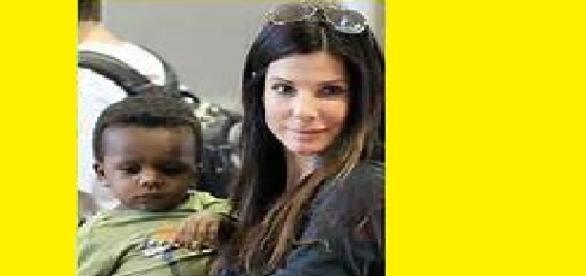 Los famosos y la adopcion de niños