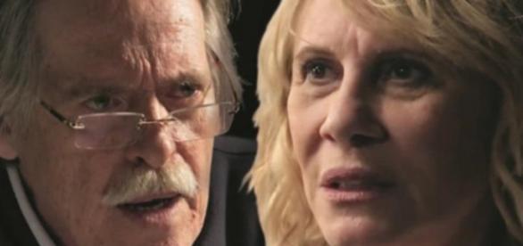 Nora não vai perdoar o marido em 'A Regra do Jogo'