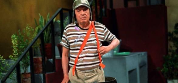 'A Dona' toma posse do horário de Chaves