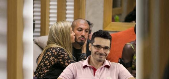 Alan detona Fernando Medeiros no BBB16