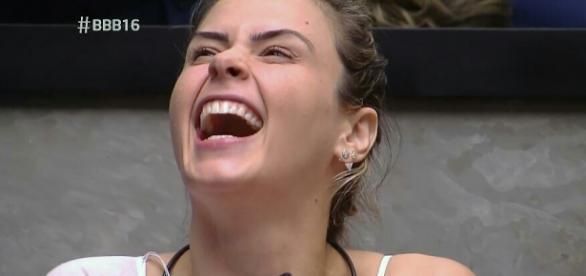 Ana Paula definida como espalhafatosa (Reprodução)