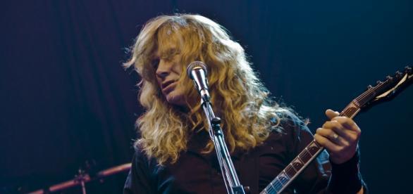 Dave Mustaine y su familia harán un reality show