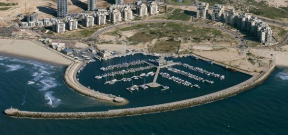 Imagen: Ashdod aerial view by Ofek Aerial
