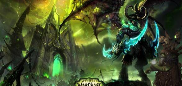 Nueva cover de World of warcraft Legion