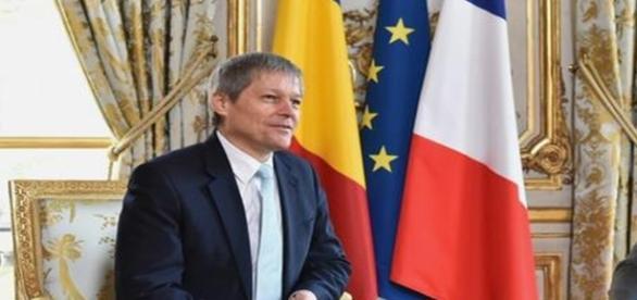 Premierul Dacian Cioloş. Sursa foto: gov.ro