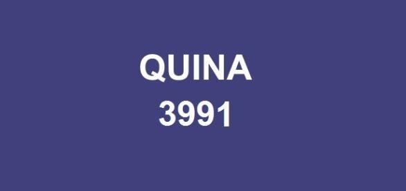 Quina 3991 arrecadou mais de R$ 7 milhões