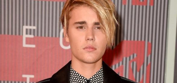 Justin Bieber foi protagonista na brincadeira
