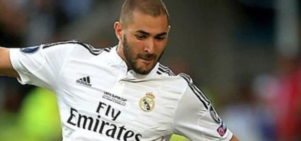 Karim Benzema en racha goleadora