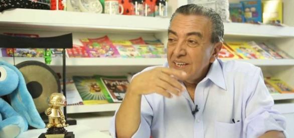 Maurício de Souza conta que viu OVINI
