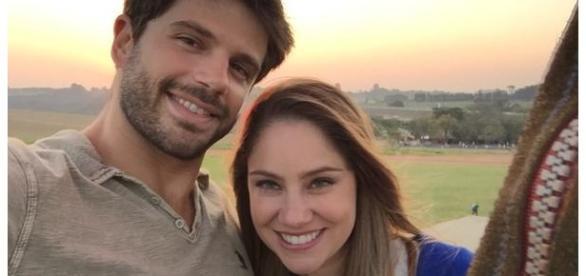 Rebeca e Otávio terminam o namoro