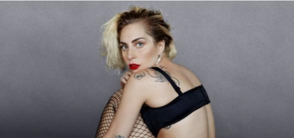 Cantora Lady Gaga | Foto: reprodução divulgação