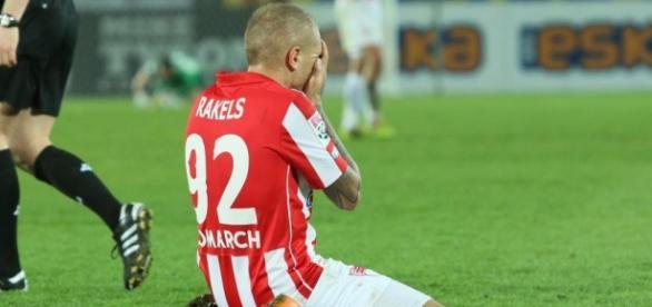 Deniss Rakels strzelił w obecnym sezonie 15 goli