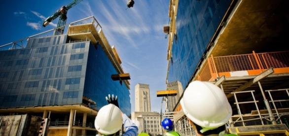 Ejemplo y vistas sobre la construcción urbana.