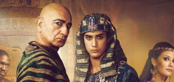 Globo investe em série sobre 'Rei Egípcio'