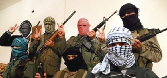 Grup de teroriști ai Statului Islamic