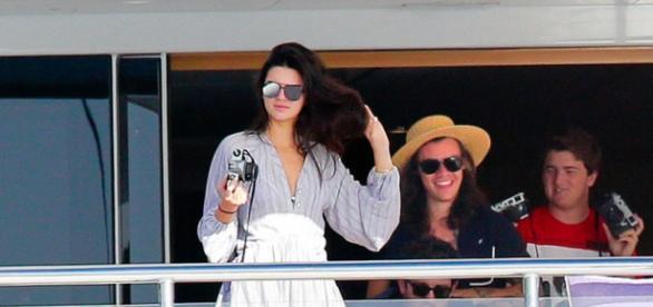 Kendall e Harry estão namorando?