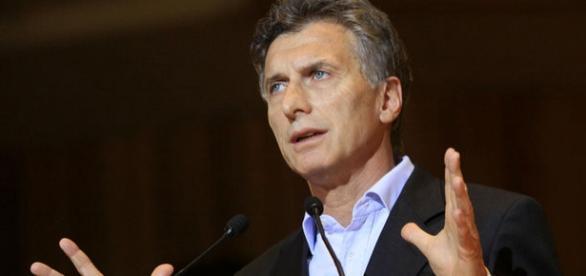 Mauricio Macri presidente da Argentina