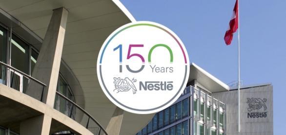 Nestlé está contratando em diversos países