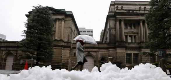 Nevasca atinge o Japão provocando mortos e feridos