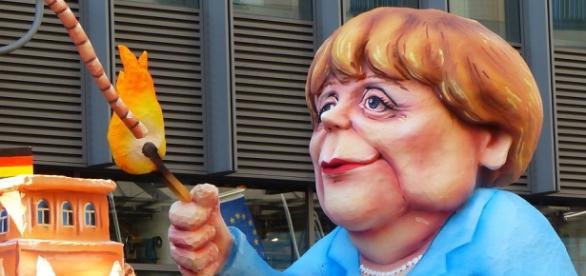 Opozţia o acuză pe Merkel că distruge Germania