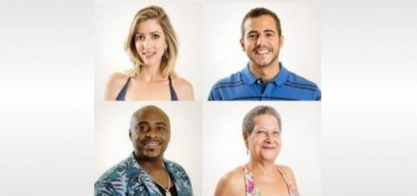 Público escolhe casal que continua no BBB16