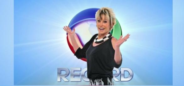 Record tenta tirar Ana Maria da Globo