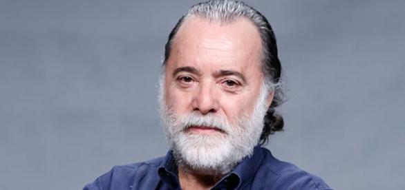 Tony Ramos é Zé Maria em 'A Regra do Jogo'